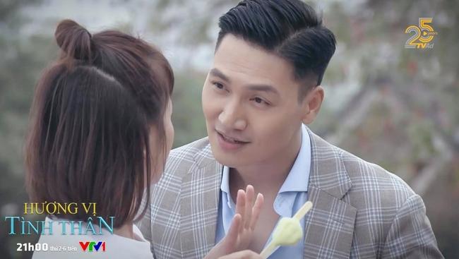 """Hương vị tình thân tập 37: Long đe dọa Nam """"hôn cho phát giờ!"""" - Ảnh 1."""