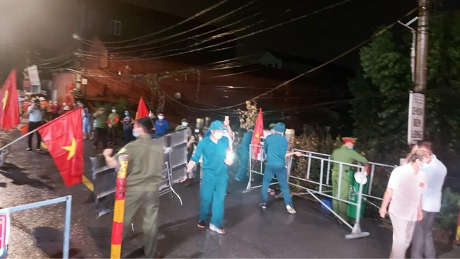 Bắc Ninh: Gỡ phong tỏa 3 thôn với hơn 4 nghìn người dân - Ảnh 2.