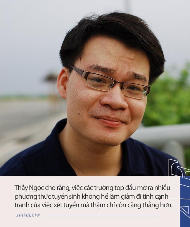 """Một trường đại học ở Việt Nam gây choáng khi xét tuyển đầu vào cao hơn trường top đầu của Mỹ, sinh viên thi 3 điểm 9 còn run rẩy sợ """"tạch"""" - Ảnh 3."""