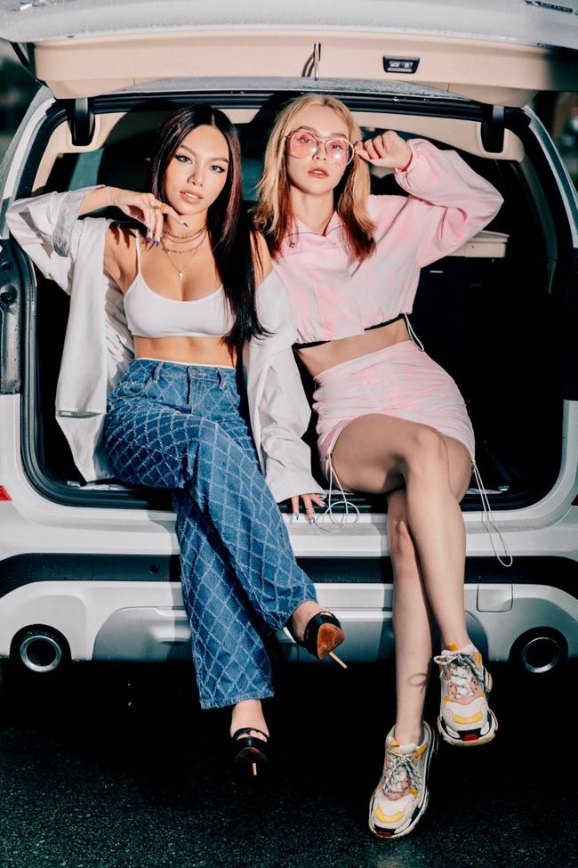 """Vũ Thảo My và MLee mang chuyện tình yêu """"gái lớn hơn trai"""" vào sản phẩm âm nhạc mới - Ảnh 6."""