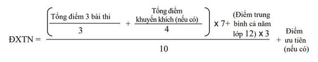 Thi tốt nghiệp THPT năm 2021: Hai môn tổ hợp bao gồm những môn học gì? Thời gian thi quy định ra sao? - Ảnh 4.