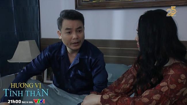Hương vị tình thân tập 54: Long hôn trượt Nam, ông Khang muốn Nam làm con dâu khiến bà Xuân tức điên - Ảnh 4.