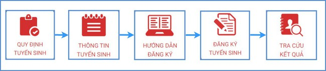 Ngày mai (12/7) bắt đầu tổ chức tuyển sinh trực tuyến lớp 1 và lớp 6, Sở GD-ĐT Hà Nội đưa ra tài liệu hướng dẫn chi tiết  - Ảnh 1.