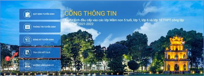 Ngày mai (12/7) bắt đầu tổ chức tuyển sinh trực tuyến lớp 1 và lớp 6, Sở GD-ĐT Hà Nội đưa ra tài liệu hướng dẫn chi tiết  - Ảnh 11.