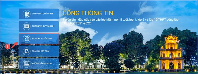 Ngày mai (12/7) bắt đầu tổ chức tuyển sinh trực tuyến lớp 1 và lớp 6, Sở GD-ĐT Hà Nội đưa ra tài liệu hướng dẫn chi tiết  - Ảnh 3.