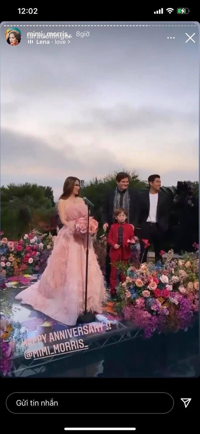 Nữ tỷ phú ở biệt thự 800 tỷ gây choáng với tiệc sinh nhật trải toàn hoa hồng đắt đỏ, cuối buổi còn được chồng tặng siêu xe gây náo loạn đường phố  - Ảnh 3.