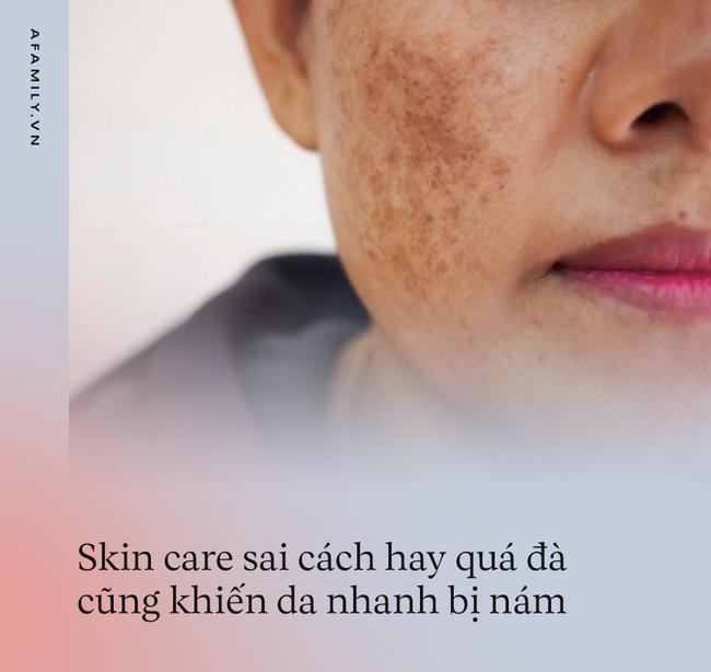 """Bác sĩ khẳng định: """"Vết nám ẩn náu rất lâu dưới da rồi mới bùng phát ra ngoài, loại Vit C đặc trị dành cho da bị nám sẽ chứa thành phần này"""" - Ảnh 3."""