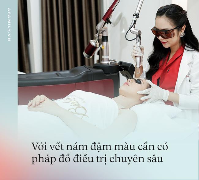 """Bác sĩ khẳng định: """"Vết nám ẩn náu rất lâu dưới da rồi mới bùng phát ra ngoài, loại Vit C đặc trị dành cho da bị nám sẽ chứa thành phần này"""" - Ảnh 7."""
