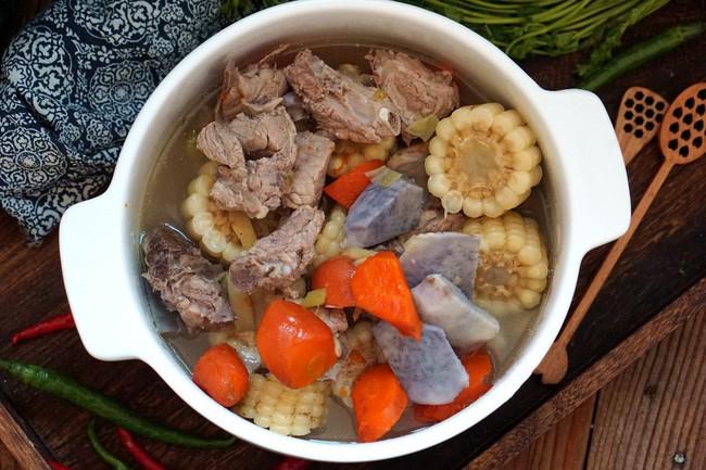 Loạt món ăn làm cực ngon chỉ với chiếc nồi cơm điện thần thánh nhà nào cũng nên có một cái - Ảnh 2.