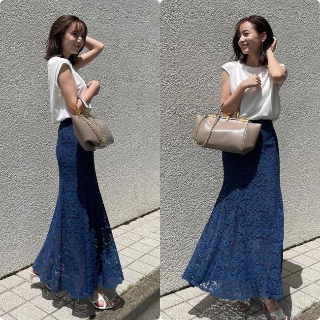 Blogger người Nhật 42 tuổi cao 1m52: Chỉ mê diện chân váy dài mà nhìn cao như mét 7 - Ảnh 4.
