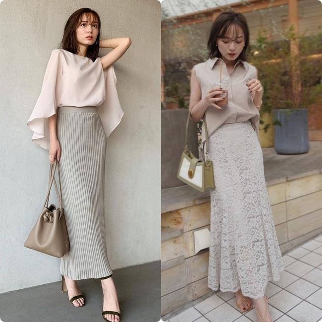 Blogger người Nhật 42 tuổi cao 1m52: Chỉ mê diện chân váy dài mà nhìn cao như mét 7 - Ảnh 10.
