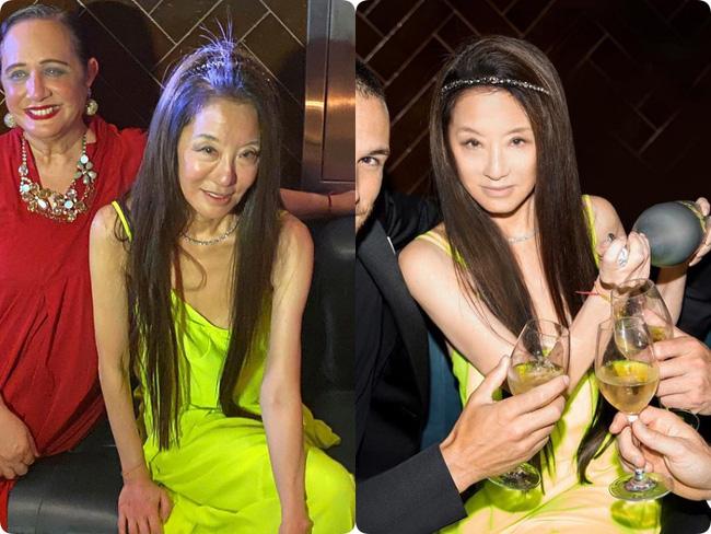 Chỉ một bức ảnh được hé lộ, sắc vóc của Vera Wang liệu có đúng như những lời ca tụng bấy lâu nay! - Ảnh 4.
