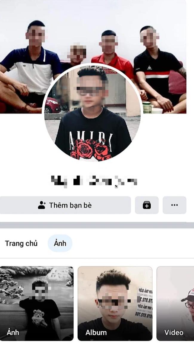Lộ diện chân dung nam thanh niên cầm gậy vụt tới tấp vào mặt bạn không thương tiếc: Đã lập tức khóa Facebook - Ảnh 1.