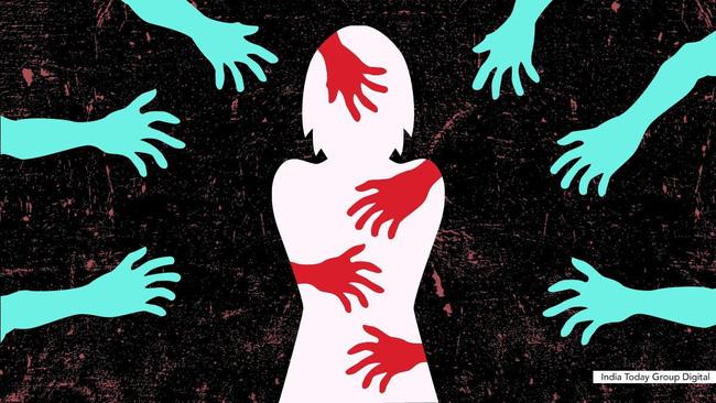 """Chồng cùng 2 bạn nhậu thay nhau cưỡng hiếp vợ mình và hành động man rợ tiếp theo hé lộ bi kịch """"sống không bằng chết"""" - Ảnh 1."""