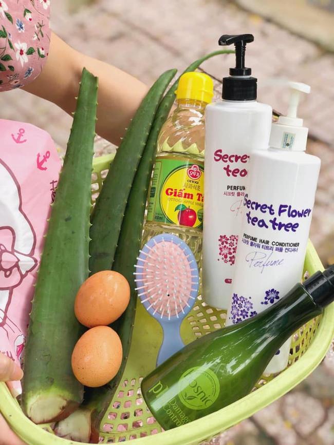 Tips chăm sóc tóc nhuộm dài và bồng bềnh  - Ảnh 2.