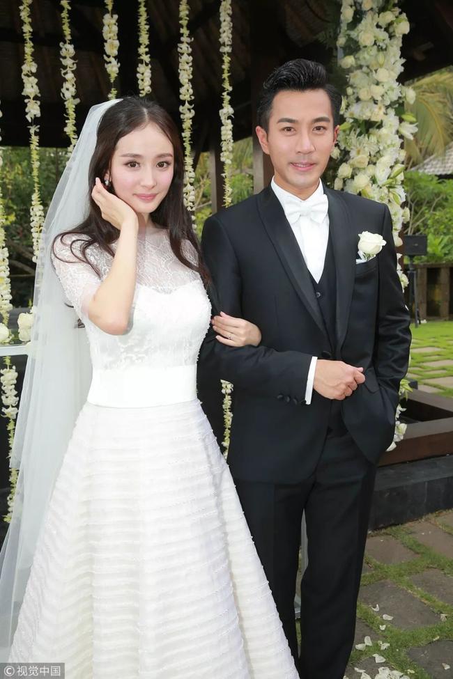 Cuộc hôn nhân của Dương Mịch và Lưu Khải Uy vốn không xuất phát từ tình yêu? - Ảnh 2.