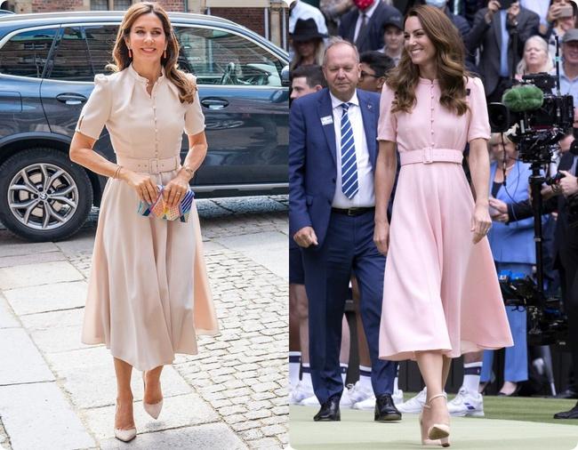 Sau bao nhiêu lần đụng hàng, Kate Middleton vẫn thua vị Công nương này - Ảnh 6.