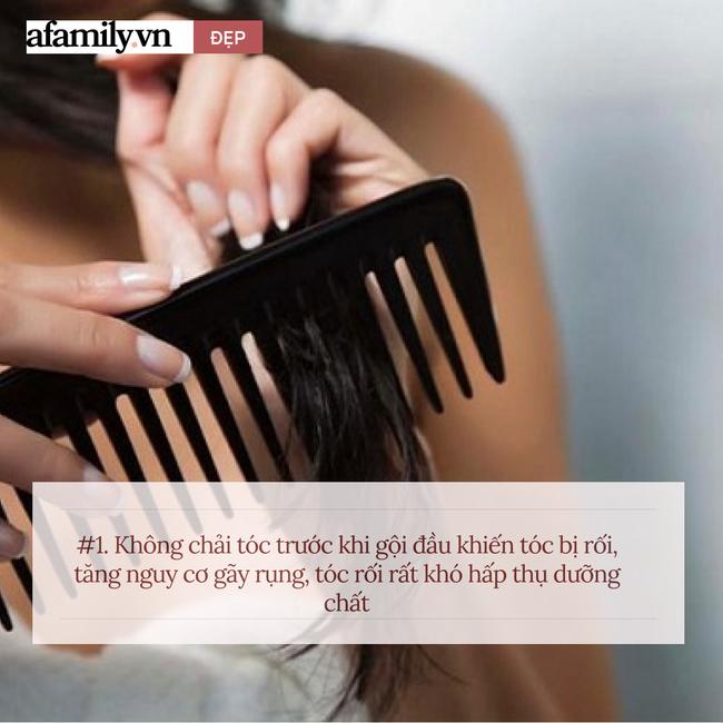 Chăm sóc tóc tại nhà - Ảnh 1.