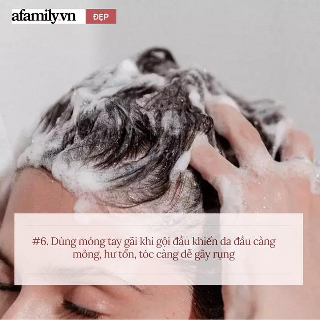Chăm sóc tóc tại nhà - Ảnh 6.