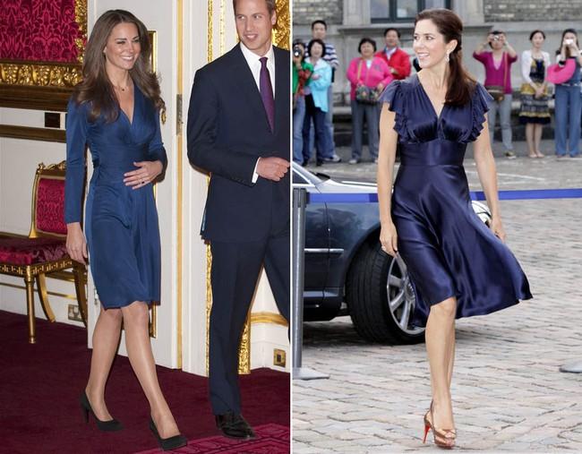 Sau bao nhiêu lần đụng hàng, Kate Middleton vẫn thua vị Công nương này - Ảnh 9.