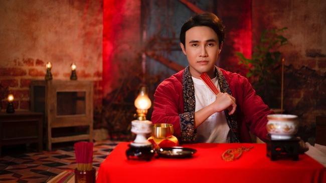 """Huỳnh Lập dậy sóng nửa đêm khi ra mắt tập đầu tiên của series truyện ma """"Một nén nhang"""" phần 3 - Ảnh 3."""