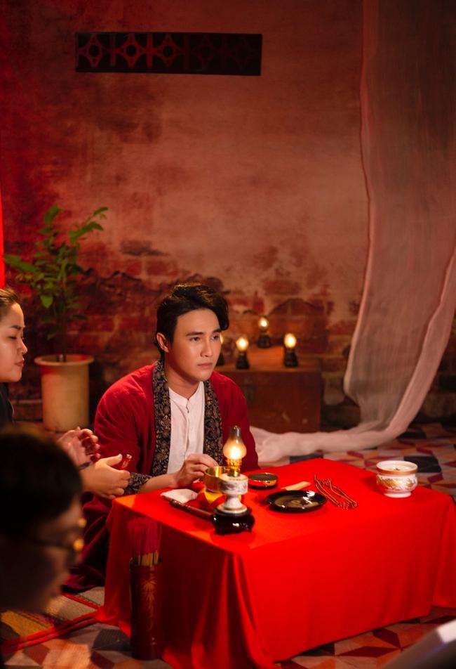 """Huỳnh Lập dậy sóng nửa đêm khi ra mắt tập đầu tiên của series truyện ma """"Một nén nhang"""" phần 3 - Ảnh 4."""