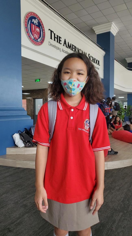 Con gái Việt Hương: Học siêu giỏi, về nước được mẹ gửi gắm ở trường học phí khủng, nhưng nhìn điều này không ai nghĩ con nhà giàu - Ảnh 2.