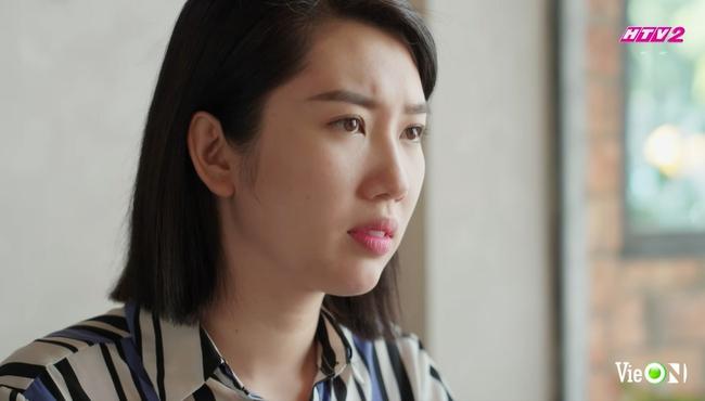 Cây táo nở hoa: Châu bị chụp lén cảnh gặp lại bác sĩ Tuấn gửi cho chồng, fan nghi Dư bị... covid - Ảnh 4.