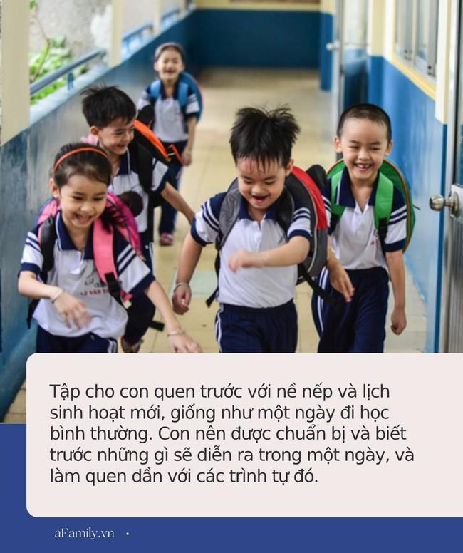 Con sắp vào lớp 1, đây là 10 kỹ năng quan trọng con cần và sẽ được học, bố mẹ biết sớm để có sự chuẩn bị - Ảnh 4.