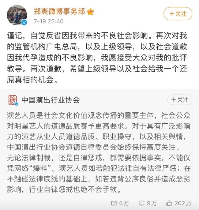 HOT: Trịnh Sảng bất ngờ xin lỗi và thừa nhận chuyện đẻ thuê - Ảnh 1.