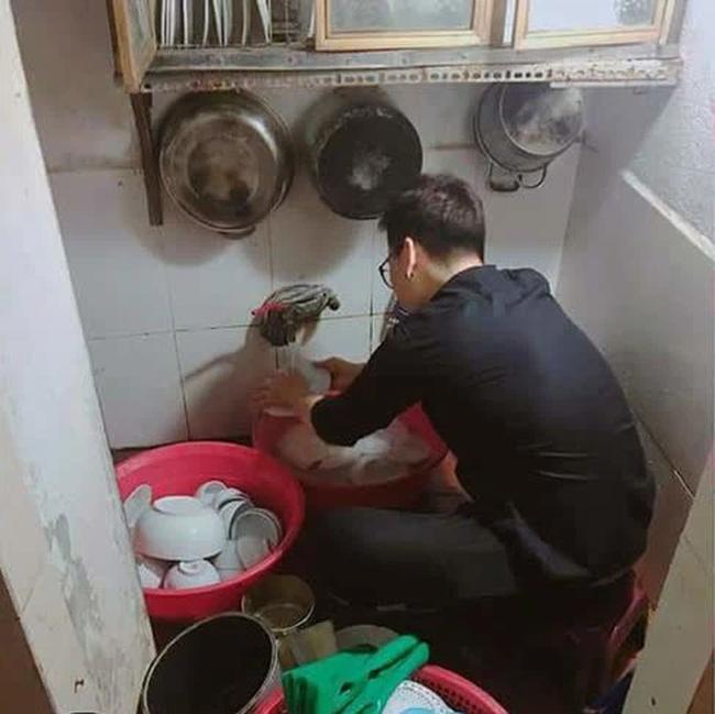 Trong nhà ăn uống xong thì ai sẽ là người rửa bát? - Ảnh 3.