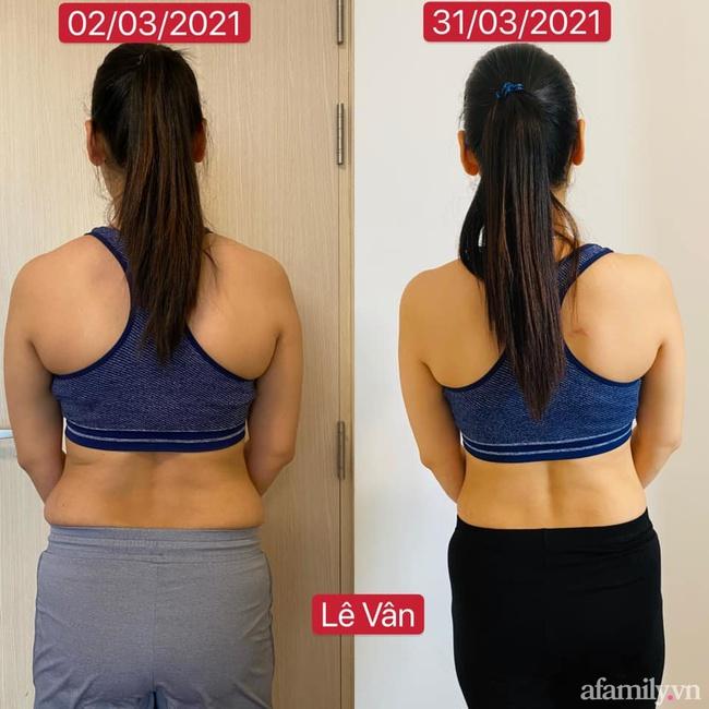 Giấu chồng đi đánh mỡ bụng, uống thuốc giảm cân vẫn thất bại, mẹ trẻ giảm liền 10kg trong 3 tháng nhờ ăn kiểu này - Ảnh 4.