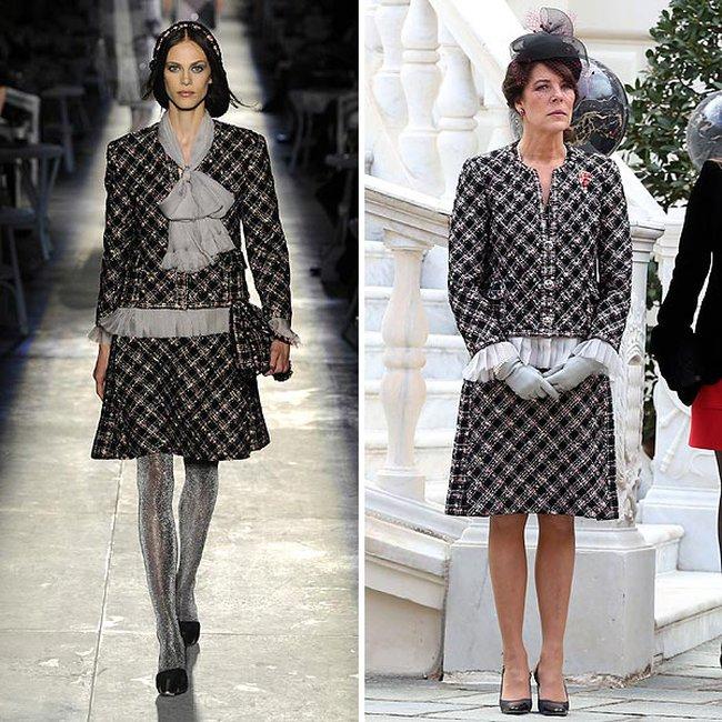 Con gái của Công nương Grace Kelly huyền thoại: Công chúa Hoàng gia Monaco 64 tuổi, chuyên mặc đồ Chanel sang hơn cả mẫu quốc tế - Ảnh 7.