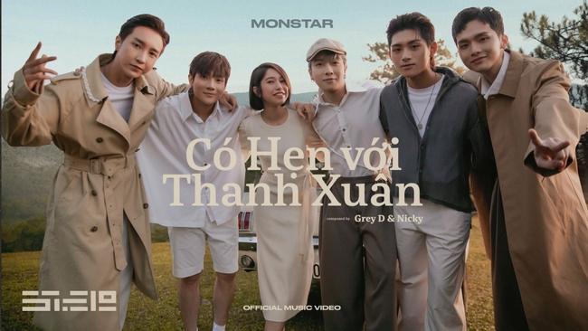 Trở lại sau 2 năm, MONSTAR tung MV đẹp như phim điện ảnh lại còn leo Top 1 BXH Itunes Việt Nam sau khi ra mắt - Ảnh 2.