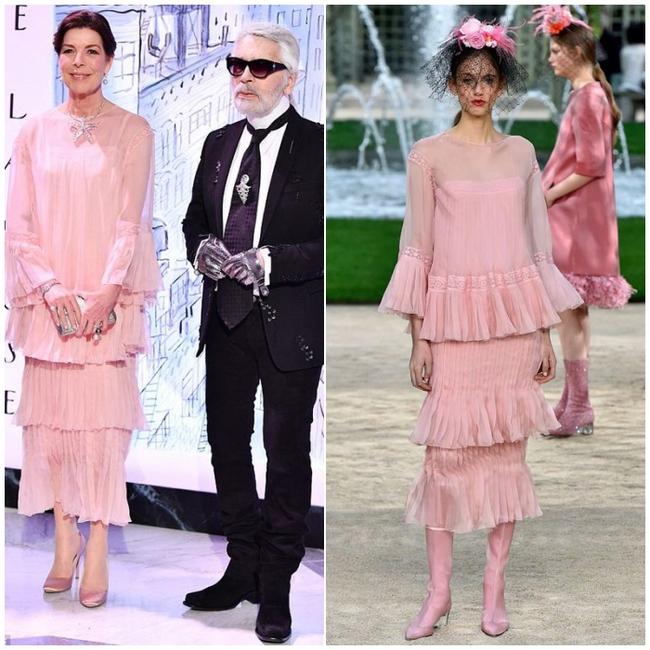 Con gái của Công nương Grace Kelly huyền thoại: Công chúa Hoàng gia Monaco 64 tuổi, chuyên mặc đồ Chanel sang hơn cả mẫu quốc tế - Ảnh 3.