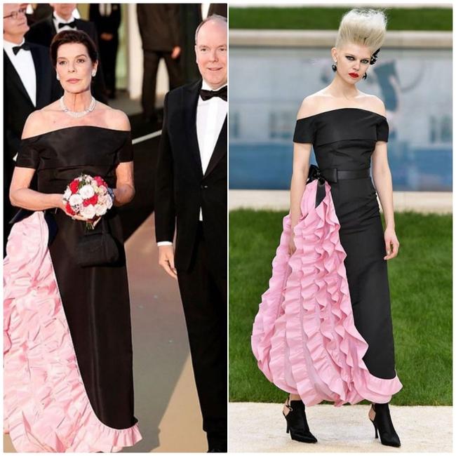 Con gái của Công nương Grace Kelly huyền thoại: Công chúa Hoàng gia Monaco 64 tuổi, chuyên mặc đồ Chanel sang hơn cả mẫu quốc tế - Ảnh 6.