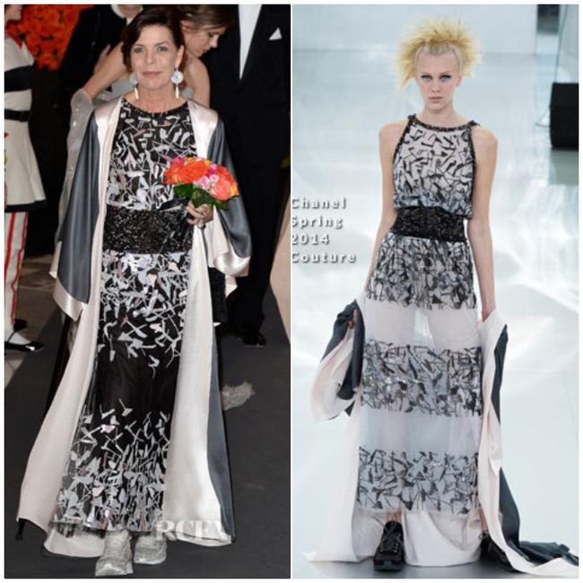 Con gái của Công nương Grace Kelly huyền thoại: Công chúa Hoàng gia Monaco 64 tuổi, chuyên mặc đồ Chanel sang hơn cả mẫu quốc tế - Ảnh 4.