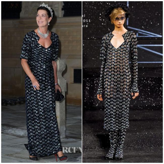 Con gái của Công nương Grace Kelly huyền thoại: Công chúa Hoàng gia Monaco 64 tuổi, chuyên mặc đồ Chanel sang hơn cả mẫu quốc tế - Ảnh 5.
