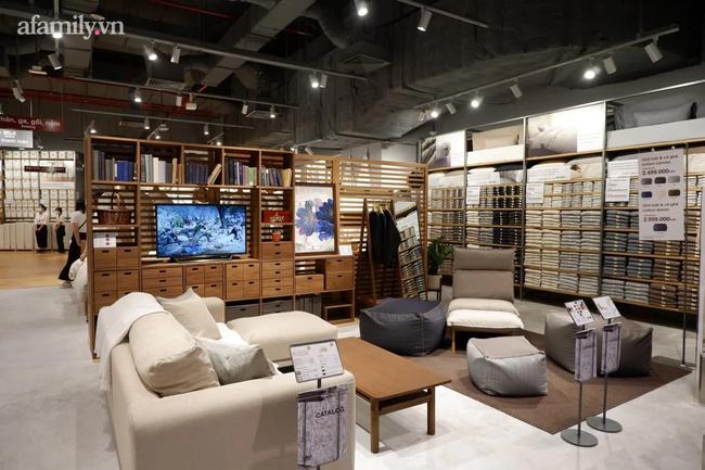 Cận cảnh store MUJI Hà Nội trước ngày khai trương với loạt sản phẩm từ thời trang đến đồ dùng gia đình xinh hết nấc - Ảnh 5.