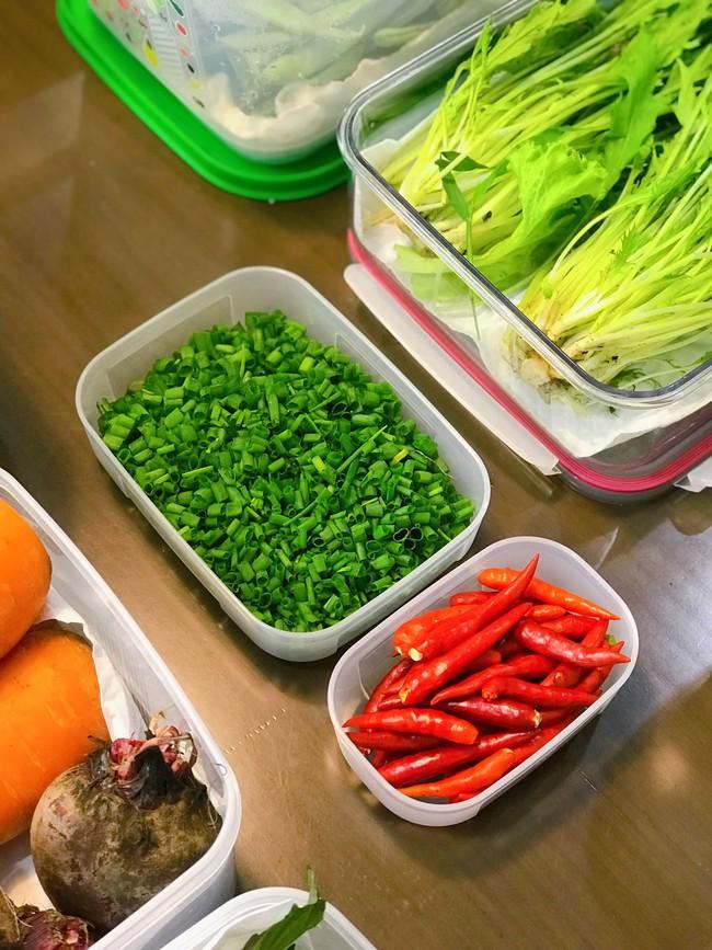 Bảo quản thực phẩm mùa dịch - Ảnh 3.