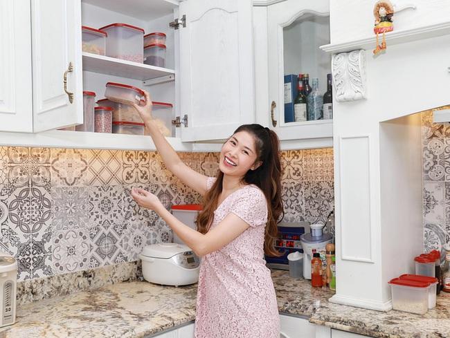 Bà xã Đăng Khôi chỉ ra sai lầm khi bảo quản thực phẩm, tiết lộ 2 nguyên tắc giúp rau củ tươi xanh bất chấp 15 ngày giãn cách! - Ảnh 8.