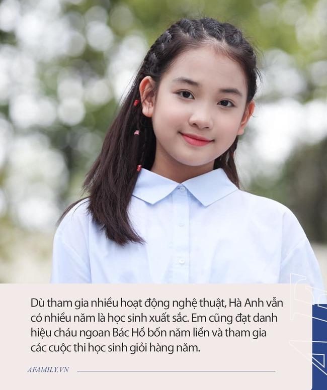 Diễn viên nhí phim Hương vị tình thân trúng tuyển trường top có tỉ lệ chọi cao ngất ngưởng ở Hà Nội: Soi điểm tiếng Anh mới càng đỉnh - Ảnh 1.