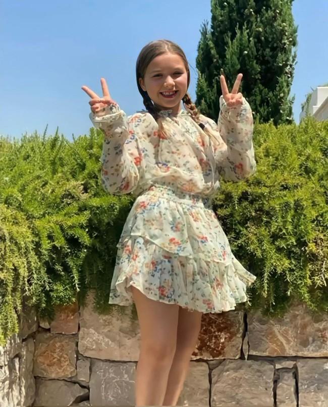Style của con gái út nhà Beckham: Đôi khi lên đồ hơi già đời, nhưng sang chảnh chuẩn công chúa nhà siêu giàu - Ảnh 8.