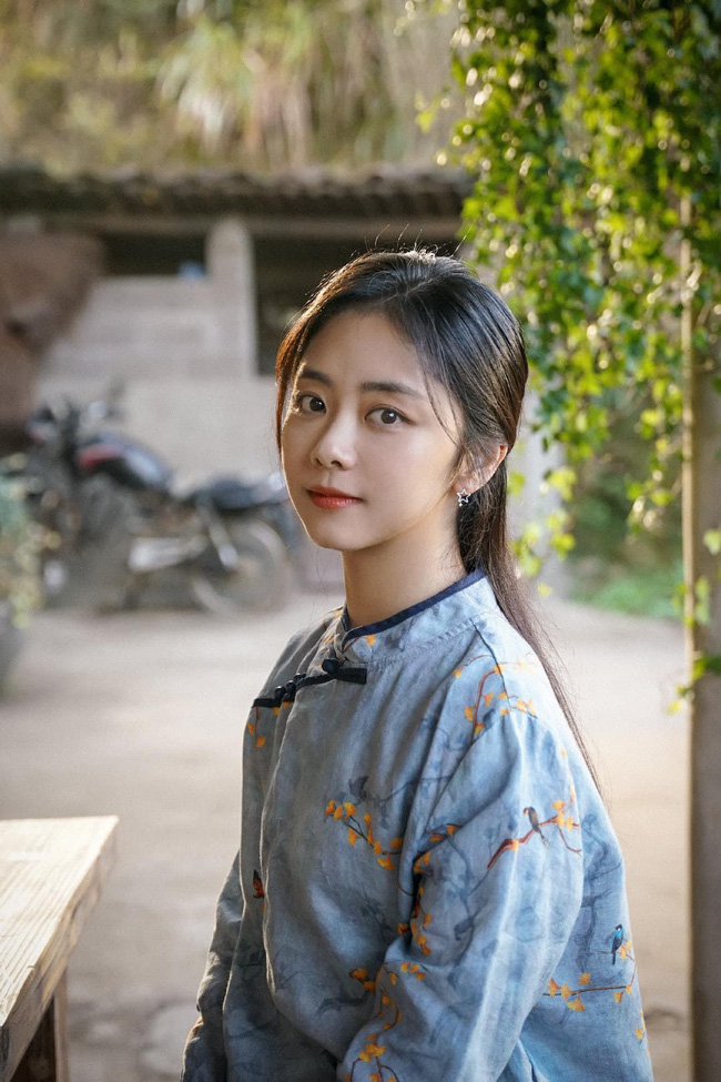 Đàm Tùng Vận - Lâm Canh Tân đóng máy phim mới, nhà gái vẫn rất xinh đẹp nhưng tạo hình già thế nào ấy  - Ảnh 7.