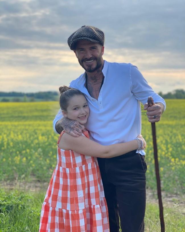 Style của con gái út nhà Beckham: Đôi khi lên đồ hơi già đời, nhưng sang chảnh chuẩn công chúa nhà siêu giàu - Ảnh 11.