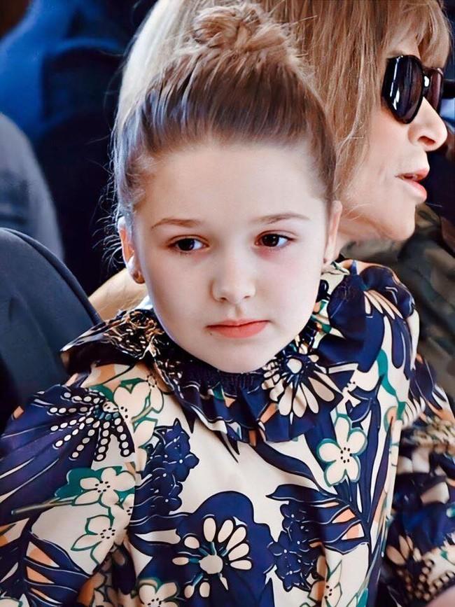 Style của con gái út nhà Beckham: Đôi khi lên đồ hơi già đời, nhưng sang chảnh chuẩn công chúa nhà siêu giàu - Ảnh 4.
