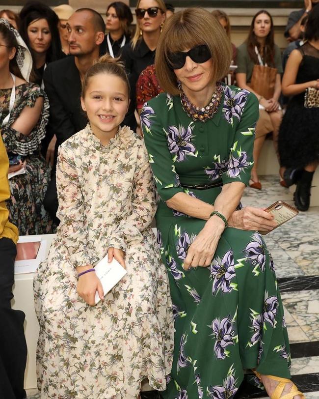 Style của con gái út nhà Beckham: Đôi khi lên đồ hơi già đời, nhưng sang chảnh chuẩn công chúa nhà siêu giàu - Ảnh 3.