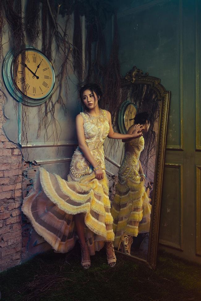 Văn Mai Hương tiết lộ thói quen đặc biệt suốt 10 năm đi hát - Ảnh 8.