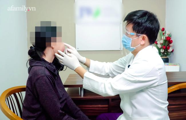 Cô gái tiêm filler bị hoại tử mặt nặng cầu cứu bệnh viện thẩm mỹ giữa lúc đang giãn cách vì dịch COVID-19 - Ảnh 2.