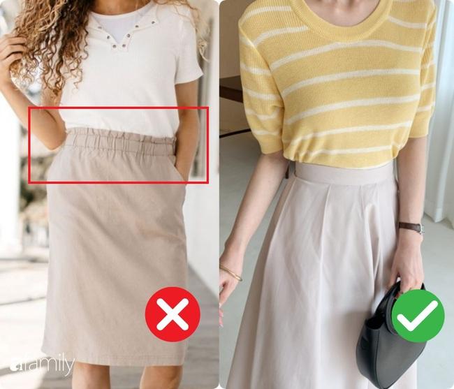 Diện chân váy không lộ bụng to: Có 2 chi tiết đắt giá chị em khéo điều chỉnh là bụng phẳng ngon lành - Ảnh 3.